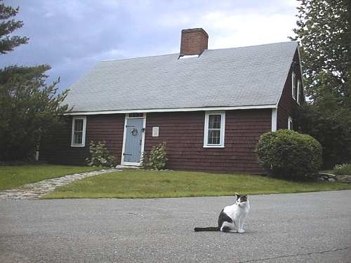 The History of Nashua, NH USA - Historic Homes